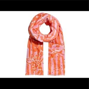 LILLY PULITZER GIRAFFING ME CRAZY Scarf